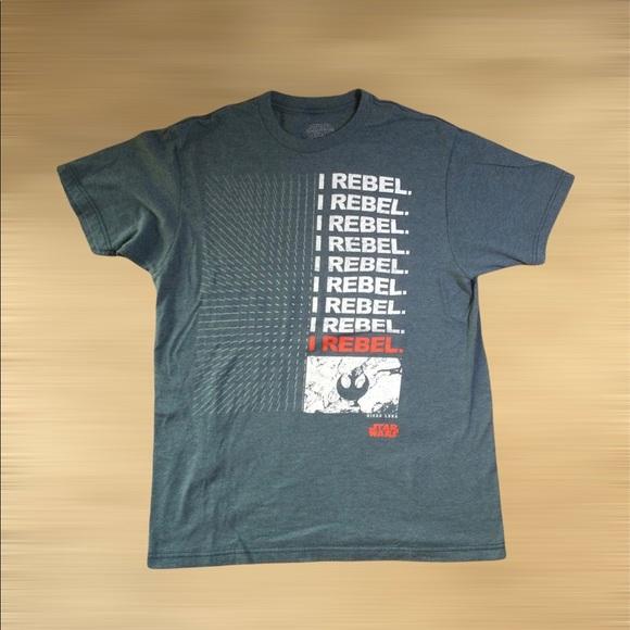 Men's Medium Star Wars Tshirt